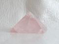 ローズクオーツのピラミッド  【pyramid024】