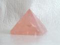 ローズクオーツのピラミッド  【pyramid029】