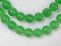 翡翠(グリーン染め) 10ミリ 【bz-jade-dyed-green10】【定型外可】