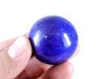 ラピスラズリの丸玉 37ミリ 【md-081-lapis】