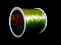 オペロンゴム ライトグリーン  約0.8ミリ×80メートル巻
