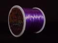 オペロンゴム バイオレット  約0.8ミリ×80メートル巻