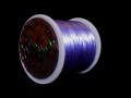 オペロンゴム パープル  約0.8ミリ×80メートル巻