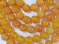 オレンジアゲート 12ミリ 【bz-orangeagate-12】【定型外可】