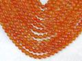 オレンジアゲート 8ミリ 【bz-orangeagate-8】【定型外可】