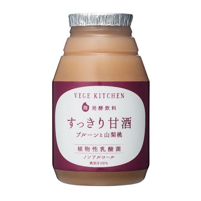 VEGE KITCHEN(ベジキッチン) すっきり甘酒 プルーンと山梨桃 150g