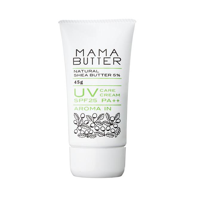 MAMA BUTTER�ʥޥޥХ����� UV��������� ����ޥ��� SPF25 PA�ܡ� 45g�ʥϡ��֤ι���