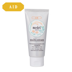 medel natural(メデル ナチュラル)マルチ保湿クリーム カモミールブレンドアロマ 30g