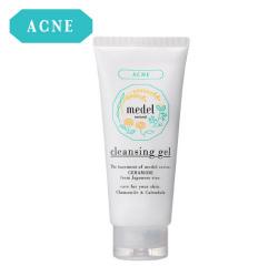 medel natural(メデル ナチュラル) クレンジングジェル(薬用クレンジング洗顔) ローズマリーブレンドアロマ 130g