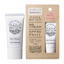 MAMA BUTTER(ママバター) BBクリーム イエローベージュ 30g