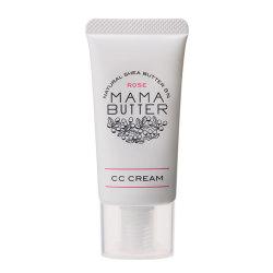 【MAMA BUTTER(ママバター) CCクリーム ローズ SPF36 PA+++ 30g