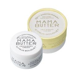 MAMA BUTTER(ママバター) フェイス&ボディクリーム シトラスブーケ 25g