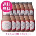 【送料無料・12本セット】VEGE KITCHEN(ベジキッチン) すっきり甘酒 ざくろと山梨桃 150g