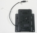15.6インチ 4K液晶モニター用バッテリ取付プレート