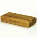 木製カントリー雑貨 カードシェルフ