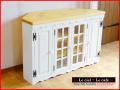 カントリー家具 パイン家具 コーナーテレビ台 コーナーテレビボード