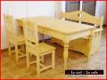 カントリー家具 パイン家具 ダイニングテーブルセット ダイニングセット