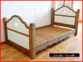 カントリー家具 パイン家具 シングルベッド