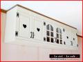 カントリー家具吊り戸棚・壁収納・壁面収納