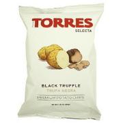 トーレス ポテトチップス 黒トリュフ 40g×20個