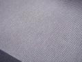 消炭鼠色、玉縞文様の江戸小紋 【1011】