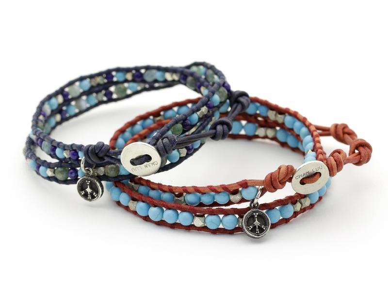 CHAN LUU × SYMPATHY OF SOUL Peace Bracelet '17