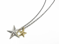 Rustic Star Necklace