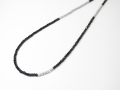Asymmetric Necklace Moonlight