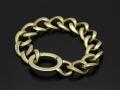 Unity Bracelet - L K10Yellow Gold w/Diamond