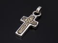 BRUCE MORGAN �� SYMPATHY OF SOUL Collaboration Cross Pendant - S