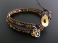 CHAN LUU��SYMPATHY OF SOUL Peace Bracelet - Multi Color