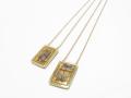 FB-N K18 Yellow Gold 11×150