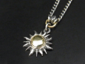S.O.S fp�����Ź��Web���� �����Ź11��ǯ��ǰ Sun Necklace w/K10 Yellow Gold