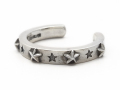 Star Toe Ring - Silver
