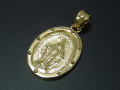 Large Maria Pendant - K18Yellow Gold