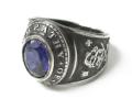 Progress Ring Silver