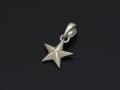 Basic MOKUME Star Pendant