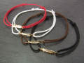 Mini Feather Code Bracelet