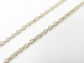 K10 Yellow Gold 0.2 Chain - 45cm