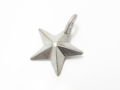 Rustic Star Pendant - Small