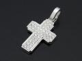 Dazzle Cross Pendant - L