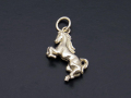 Horse Charm - K10Yellow Gold