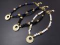 Smbati×SYMPATHY OF SOUL Feather Beads Bracelet