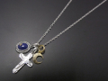 Celestial Necklace - Silver