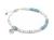Lono×SYMPATHY OF SOUL Collaboration Beads Bracelet w/Plumeria Charm