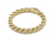 Rope Ring L - K18Yellow Gold