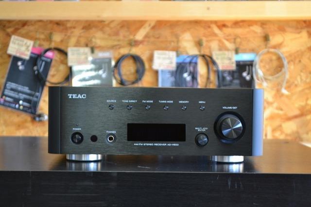 中古品 TEAC ステレオレシーバー AG-H600