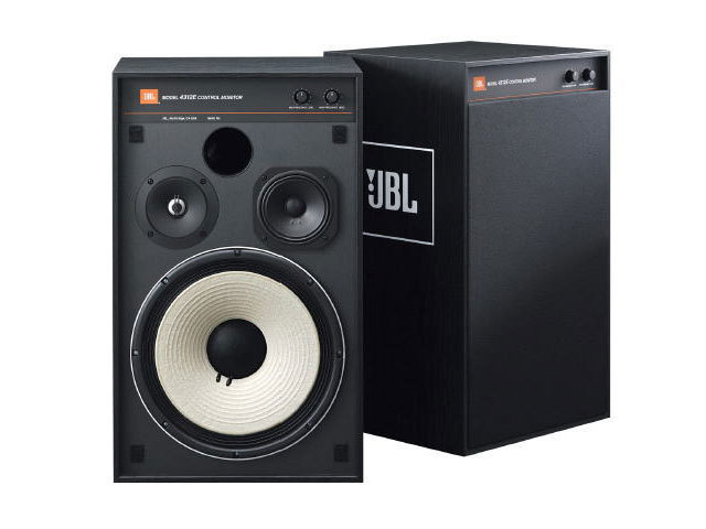 JBL 4312E 30cm 3Way Studio Monitor スピーカー(1本)