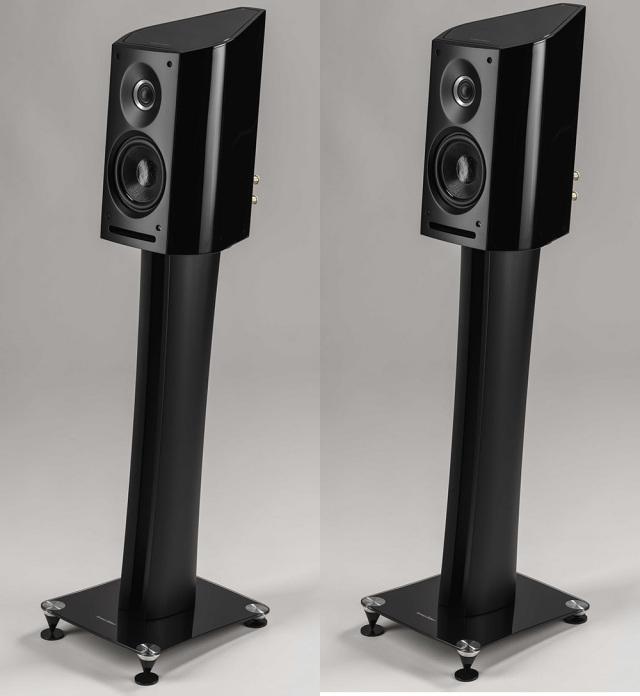 展示処分品 ソナス・ファベール ヴェネレ1.5+スタンド(ブラック・ペア)