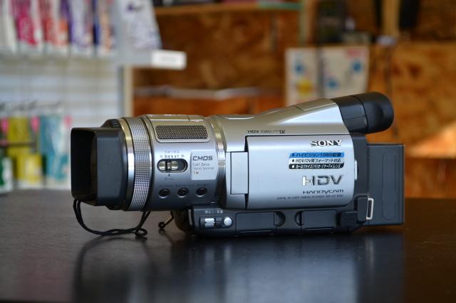 中古品 ソニー ビデオカメラ HDR-HC1